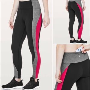 Lululemon Luxtreme leggings sz 4